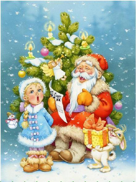 Монреаль: Рождество стучится в дверь