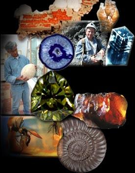 Выставка-caлон камней, кристаллов и окаменелостей в Монреале