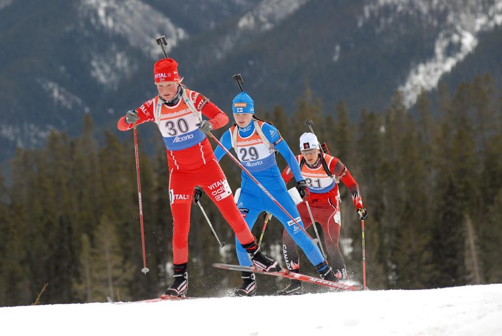 Канада: сегодня стартует седьмой этап Кубка мира по биатлону