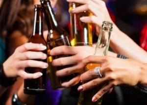 Монреаль: употребление алкоголя в молодости может привести к гипертонии