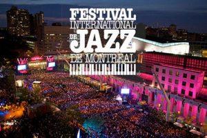 Сегодня – открытие джазового фестиваля в Монреале